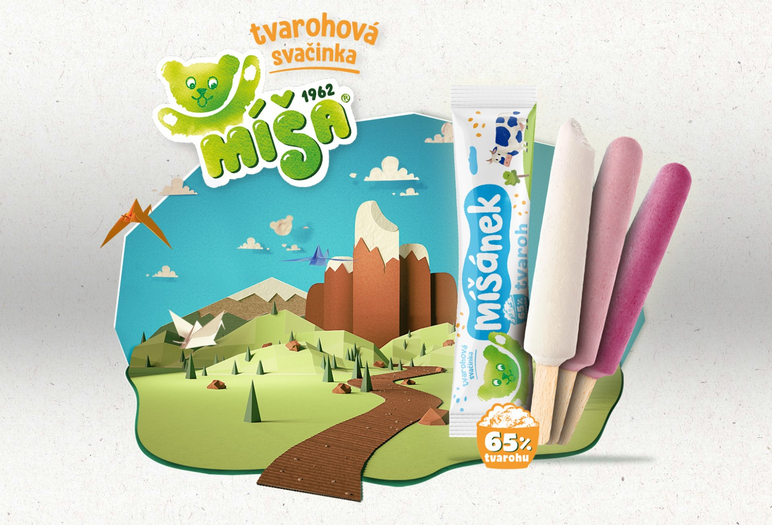 Triad and Míša take you to the quark mountain